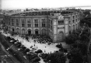 Арена для корриды, Таррагона, Испания
