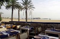 Квартал Барселонета, ресторан Agua