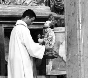 Реликварий св. Петра, Реус, Испания