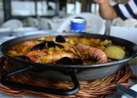 Квартал Барселонета, ресторан Somorrostro