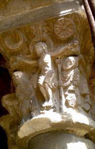 Клуатр кафедрального собора, Таррагона, Испания