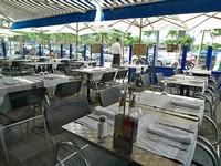 Квартал Барселонета, ресторан La Mar Salada