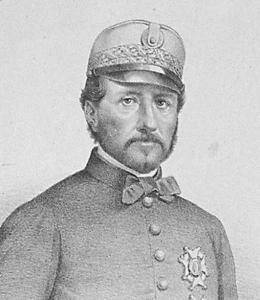 Портрет генерала Прима