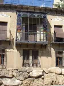 Дом Бартомеу Баро и крепостные стены, Таррагона, Испания