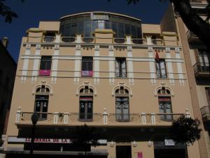 Дом доктора Алеу на Новой Рамбле, Таррагона, Испания