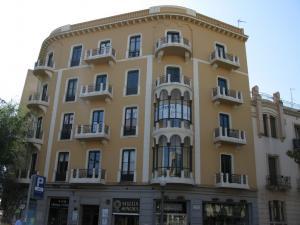 Дом Каса Муссолес на Новой Рамбле, Таррагона, Испания