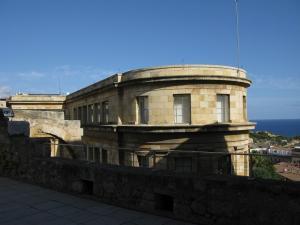 Вид на Археологический музей, Таррагона, Испания