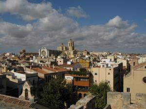Вид на собор, Таррагона, Испания