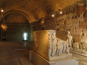 Саркофаг Ипполита, Таррагона, Испания