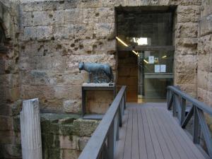 Римский преторий (замок Пилата), Таррагона, Испания