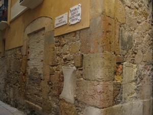 Улица Св. Анны, Таррагона, Испания