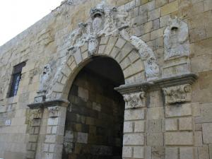 Портал Св. Антония, Таррагона, Испания