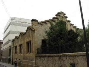Туберкулезный диспансер, Реус, Испания