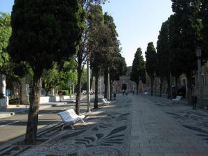 Проспект Римской Империи, Таррагона, Испания