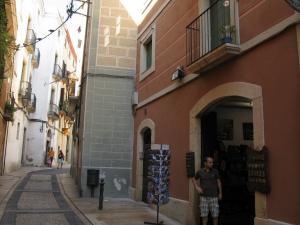 Магазин сувениров, Таррагона, Испания