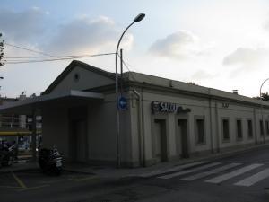 Железнодорожная станция в Салоу, Испания