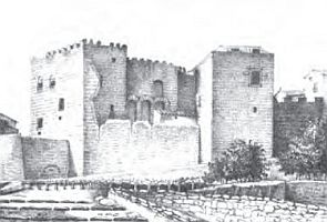 Замок Пилата (преторий), Таррагона, Испания